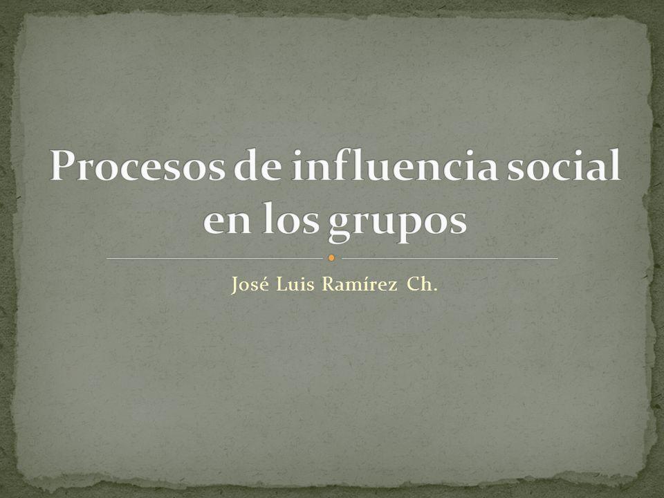 José Luis Ramírez Ch.