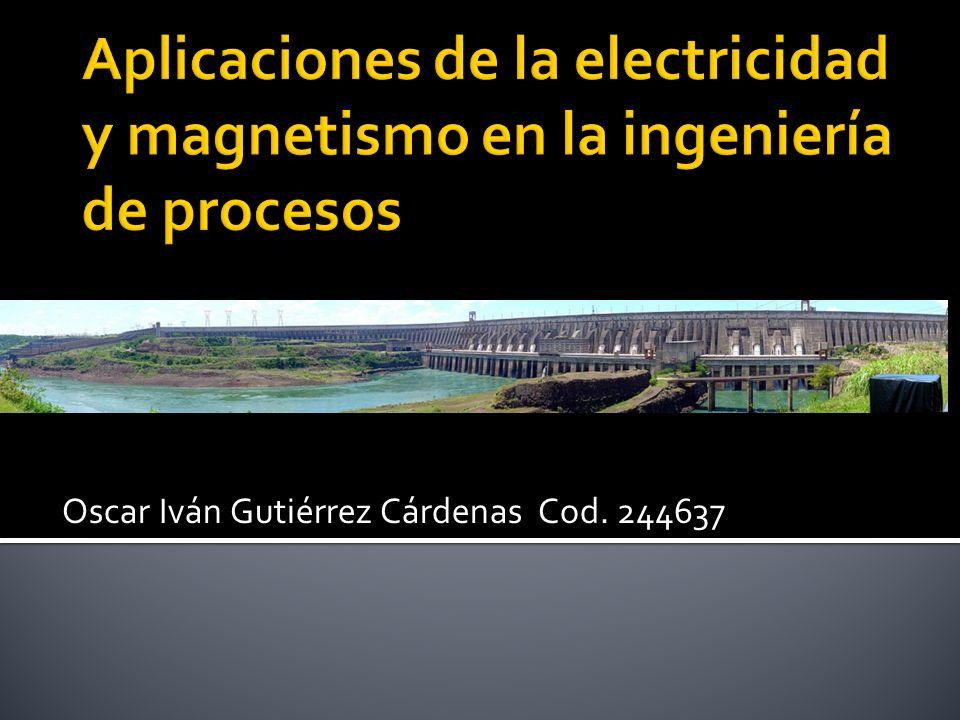 En el desarrollo de la tecnología y el potencial humano hemos obtenido resultados impresionantes a partir de la implementación de nuevos métodos de trabajo, es hora de dar a conocer algunas de las grandes aplicaciones a nivel industrial de la electricidad y magnetismo