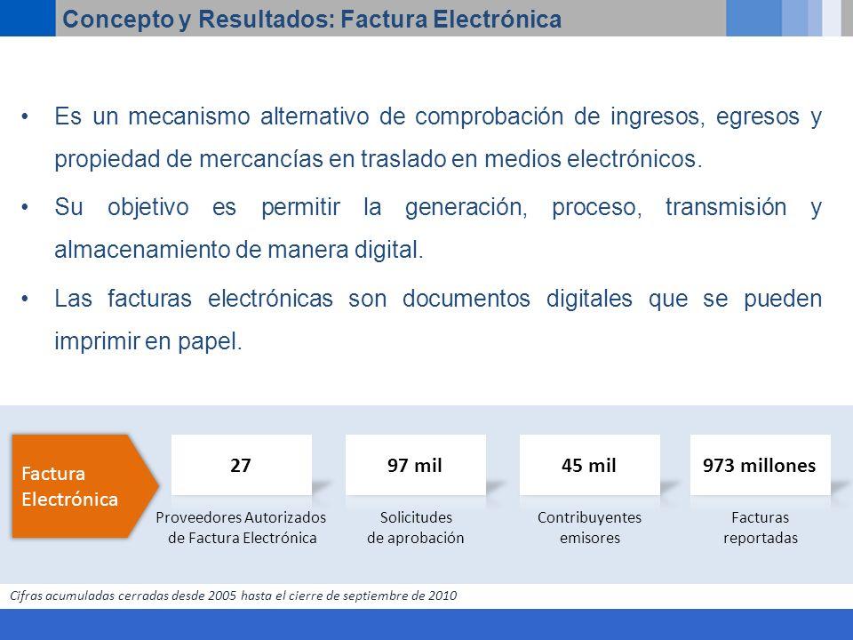 Es un mecanismo alternativo de comprobación de ingresos, egresos y propiedad de mercancías en traslado en medios electrónicos.