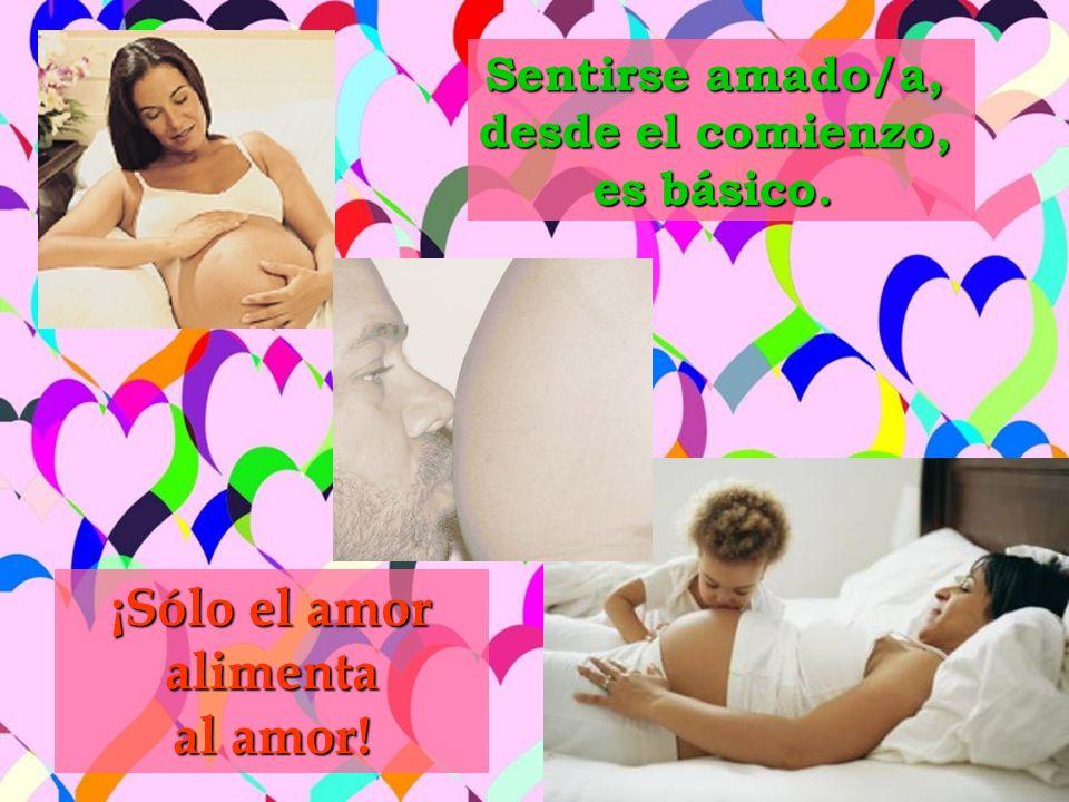 Los enojos durante el embarazo frenan la capacidad afectiva del bebé.