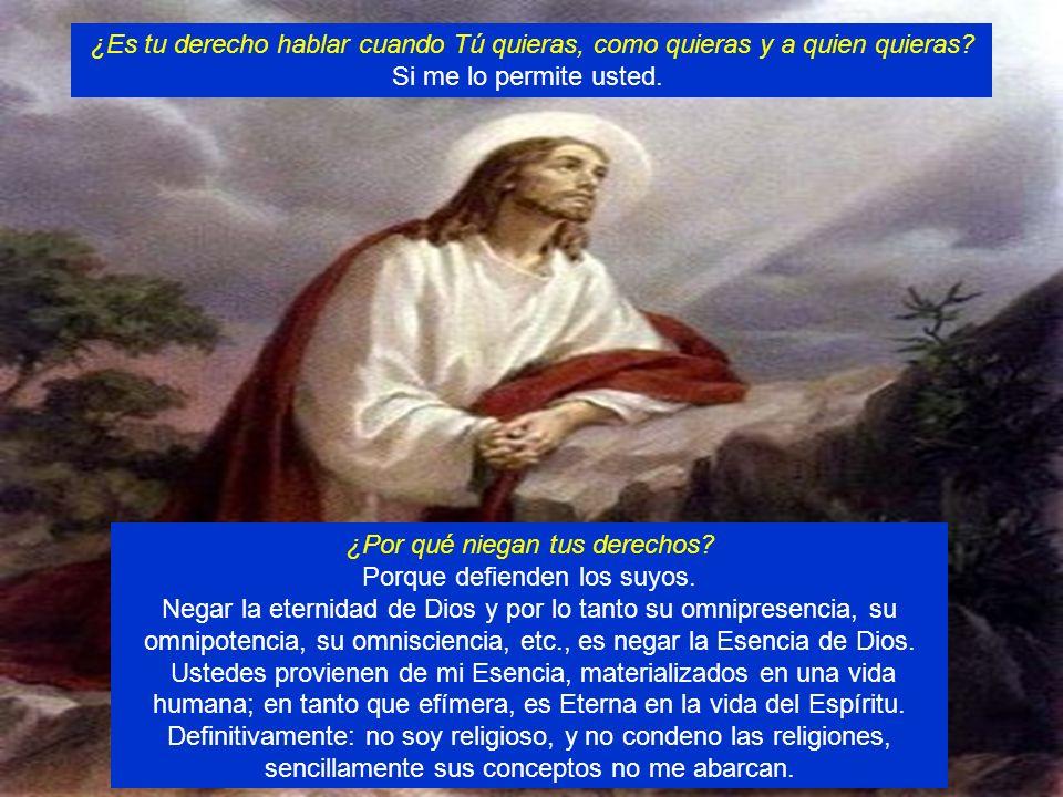 ¿Cristo Jesús es mediador y plenitud de toda la revelación? La revelación es infinita también, igual que la Creación. Él reveló el camino al Padre, qu