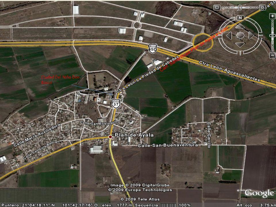 Ciudad Del Niño Don Bosco Carr. Santa Rosa Plan de Ayala a León