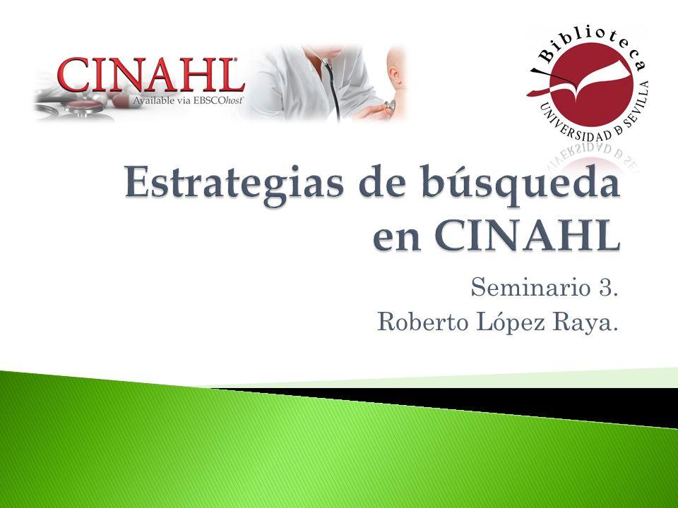 Seminario 3. Roberto López Raya.