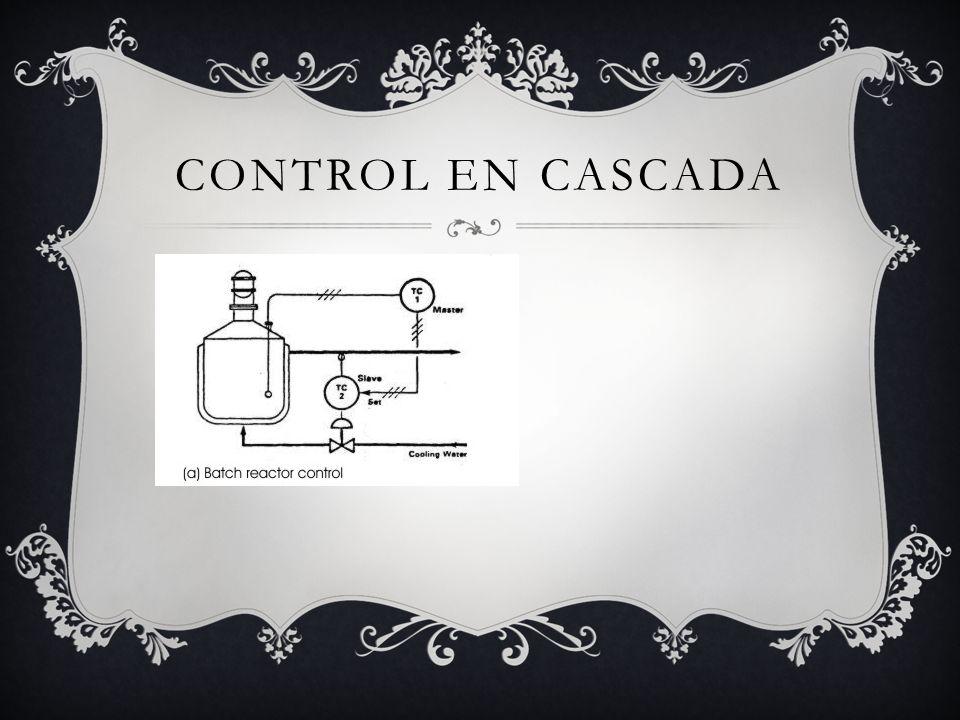 CONTROL EN CASCADA