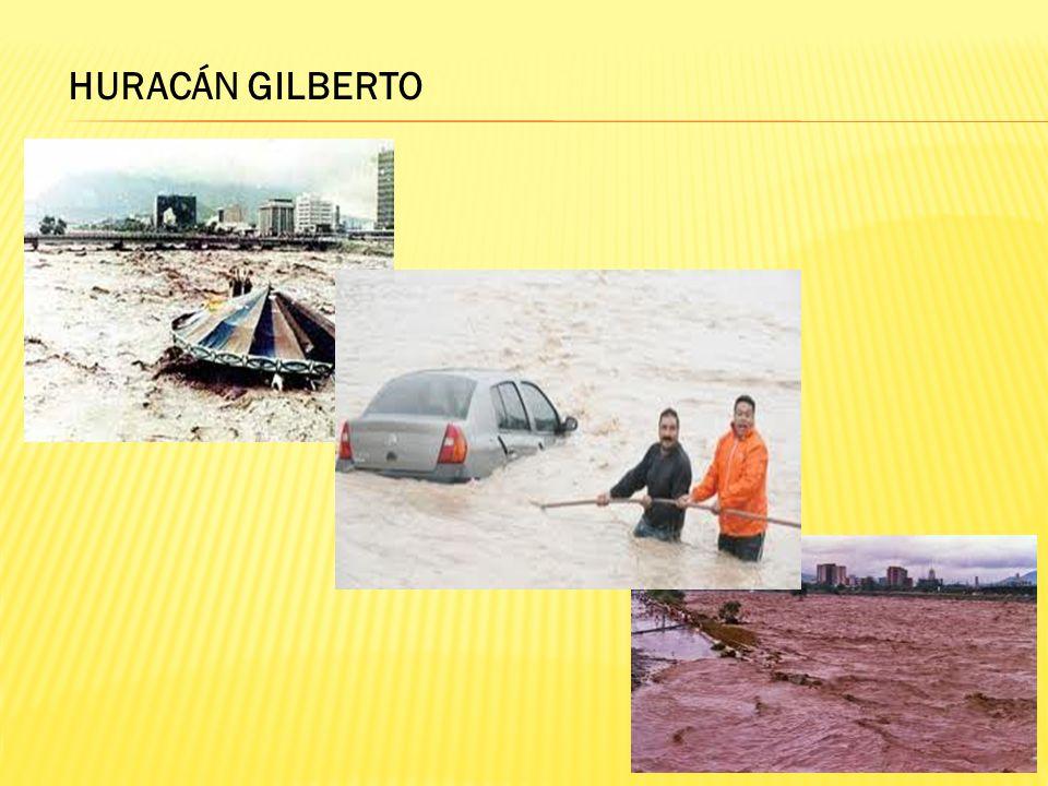 Huracán catastrófico para México fue el Huracán Paulina que se presentó por el Pacífico en octubre de 1997, dejando un saldo destructivo y mortífero en diferentes estados de México.