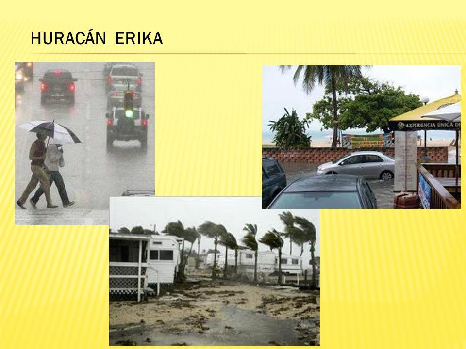 HURACÁN ISMAEL Y STAN En el año de 2005 hace su aparición el huracán Ismael.