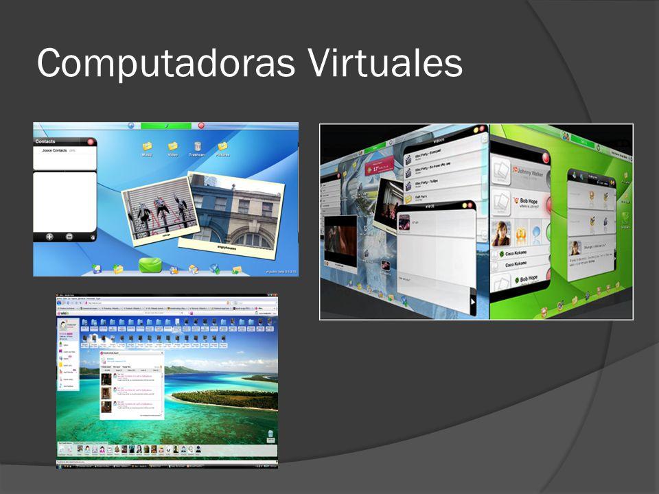Computadoras Virtuales