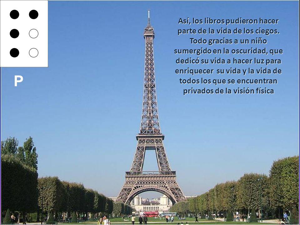 www.vitanoblepowerpoints.net Finalmente, fue aceptado como el método oficial de lectura y escritura para aquellos que no vean.