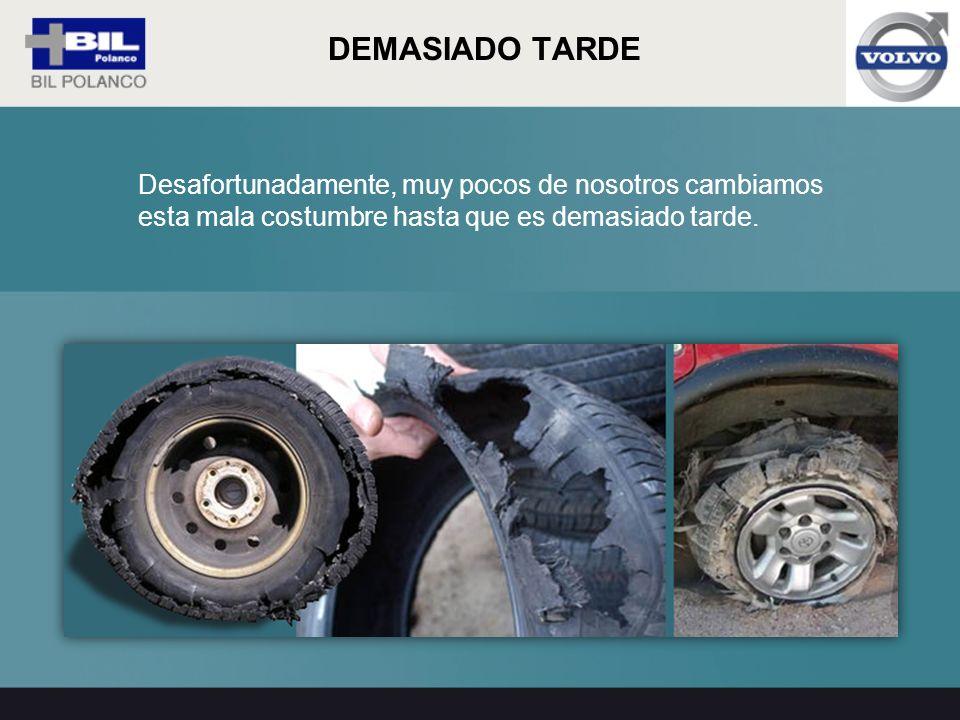 El rango de velocidad para el cual un neumático esta diseñado es indicado por una letra junto al índice de carga.