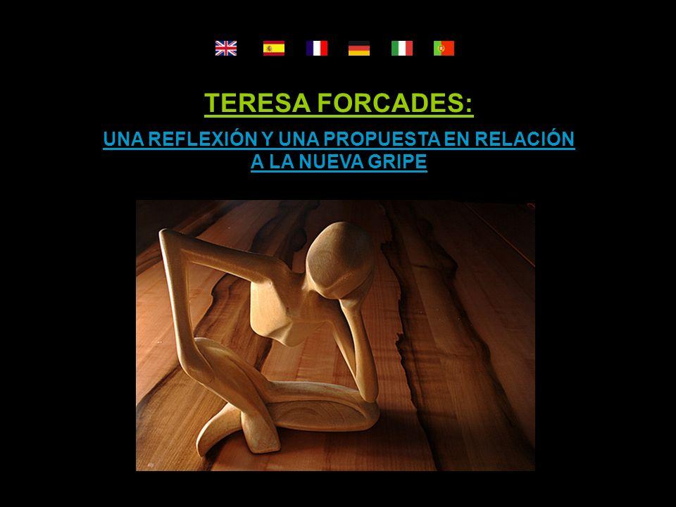 DR. JUAN GÉRVAS: ANTE LA GRIPE A, PACIENCIA Y TRANQUILIDAD