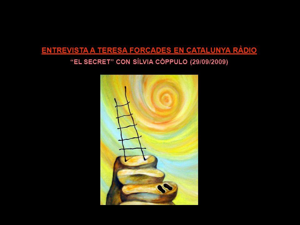 DEBATE SOBRE LA GRIPE A EN CATALUNYA RÀDIO PROGRAMA ELS SECRETS CON SÍLVIA CÒPPULO (09/10/2009)