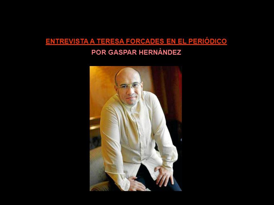 ENTREVISTA A TERESA FORCADES: UNA ACTIVISTA CON HÁBITO SINGULARS C-33 (29/08/2009)