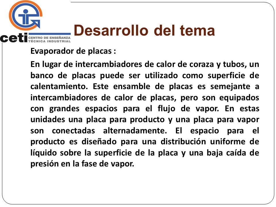 Referencias bibliográficas 1-.http://www.gea-niro.com.mx/lo-que- suministros/evaporadores_de_placas.asp Recuperado: 29 septiembre 2013 2-.http://www.slideshare.net/Nea_Gtz/evaporadores- 9849982Recuperado: 30 septiembre 2013 3.- http://www.ual.es/~jlguil/Tec%20Aliment%20Origen.htmRec uperado: 01 octubre 2013 4-.