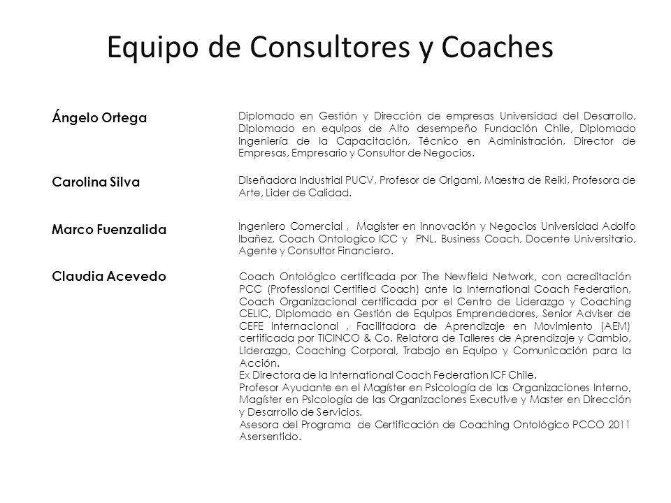 Ángelo Ortega Diplomado en Gestión y Dirección de empresas Universidad del Desarrollo, Diplomado en equipos de Alto desempeño Fundación Chile, Diploma