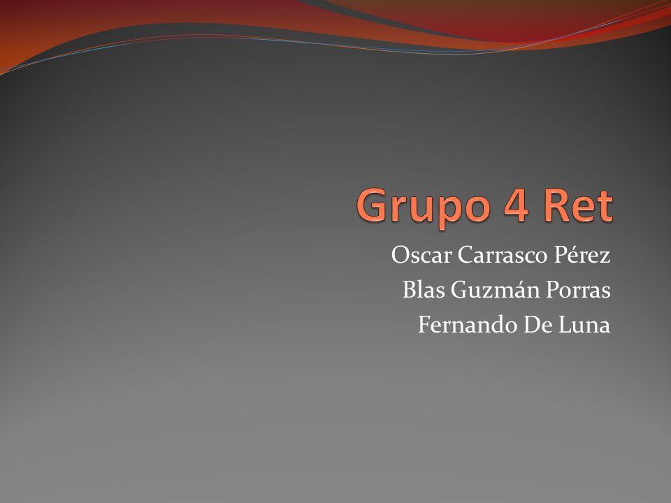 Oscar Carrasco Pérez Blas Guzmán Porras Fernando De Luna