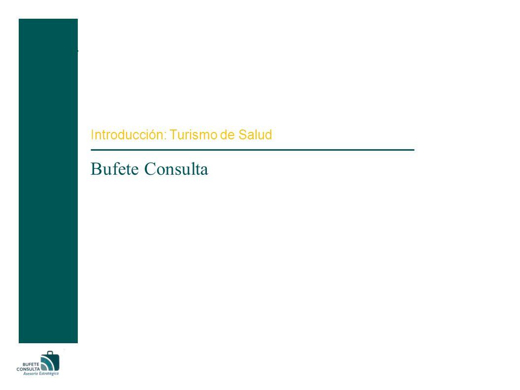 Bufete Consulta Introducción: Turismo de Salud