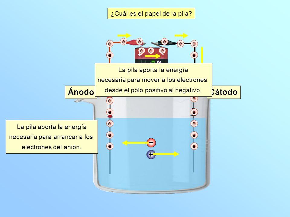 ¿Qué diferencias hay entre la conducción en la disolución y la conducción en los conductores metálicos.