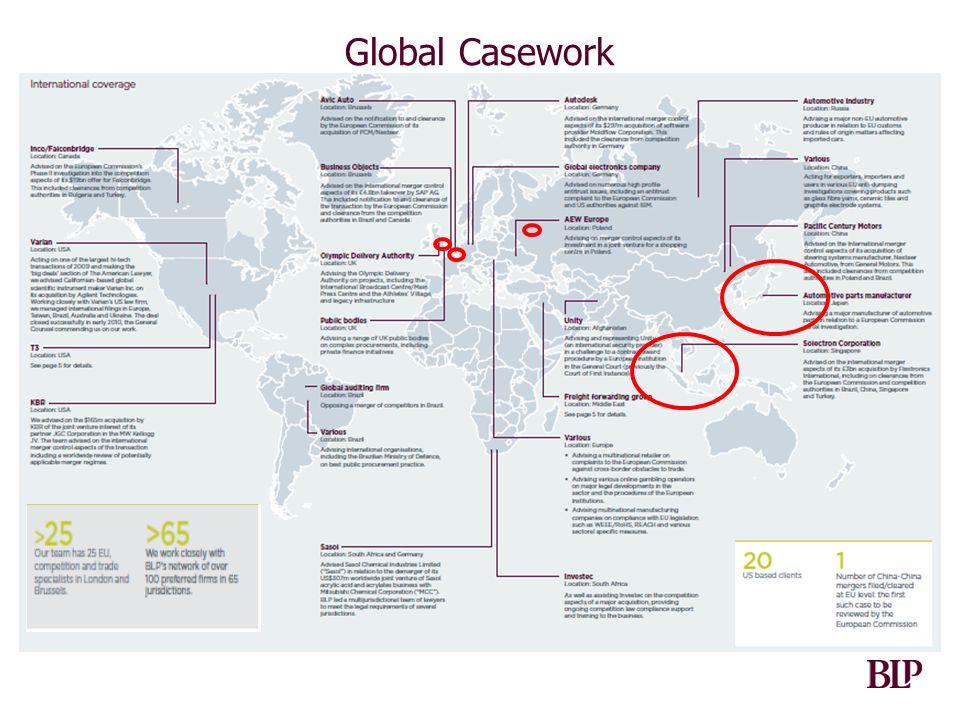 Global Casework