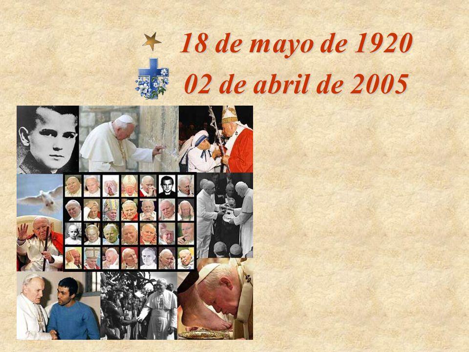 Karol Józef Wojtyła, Juan Pablo II
