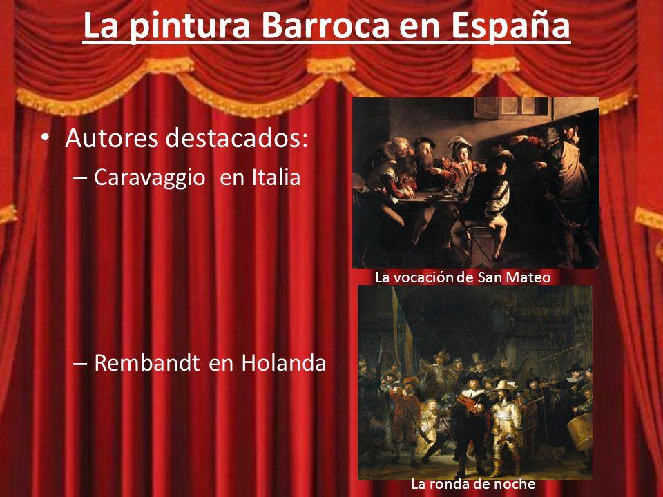 La pintura Barroca en España – Rubens en Flandes – Velázquez en España La masacre de los inocentes La vieja friendo huevos