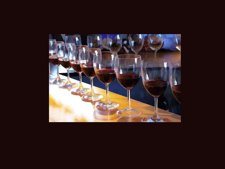 El vino es la parte intelectual de una comida.