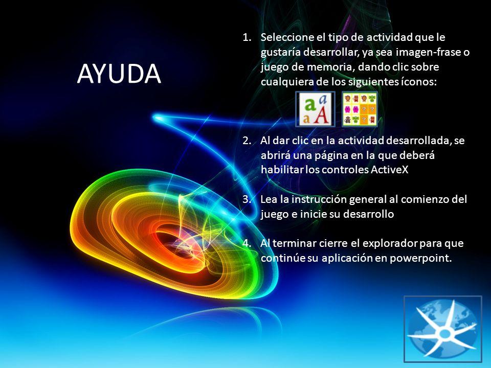 ACTIVIDADES DE RELACION Imagen - Frase Juego de Memoria