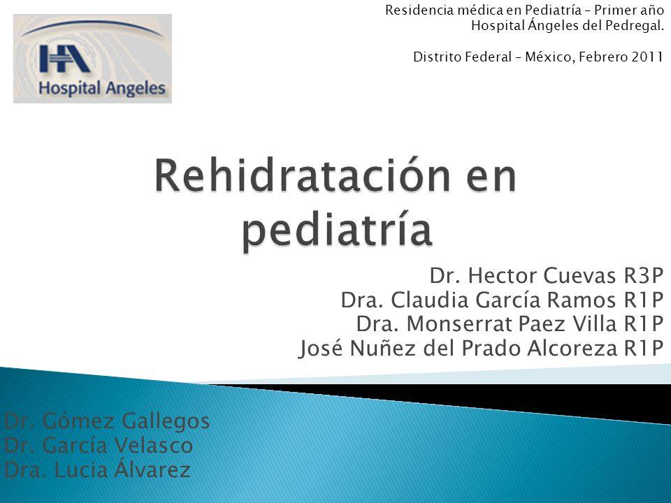 Dr. Hector Cuevas R3P Dra. Claudia García Ramos R1P Dra. Monserrat Paez Villa R1P José Nuñez del Prado Alcoreza R1P Dr. Gómez Gallegos Dr. García Vela