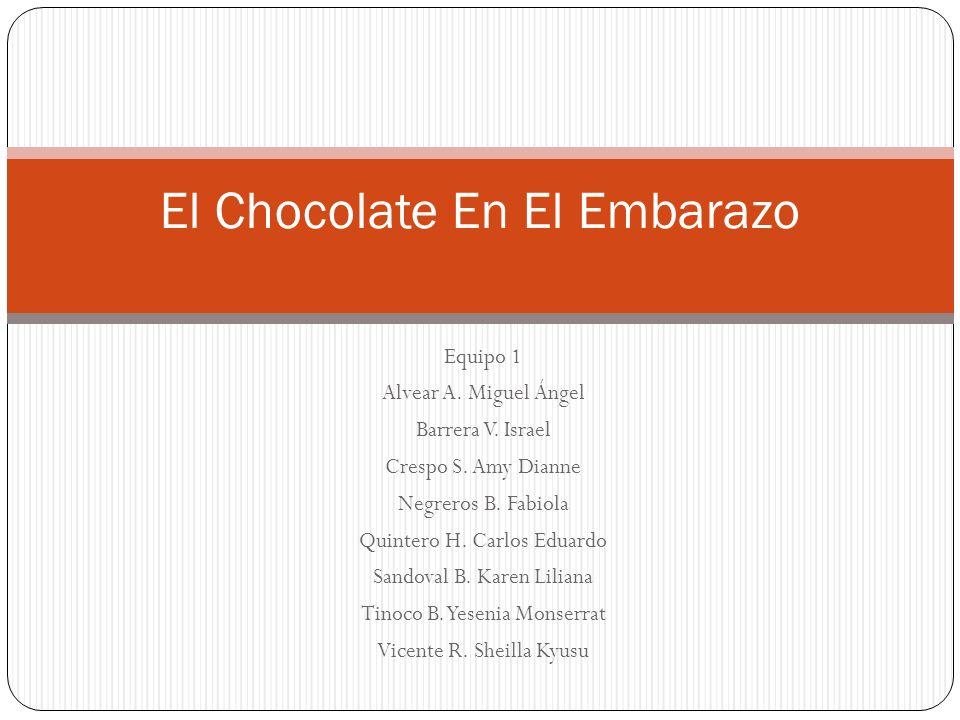 Equipo 1 Alvear A. Miguel Ángel Barrera V. Israel Crespo S.