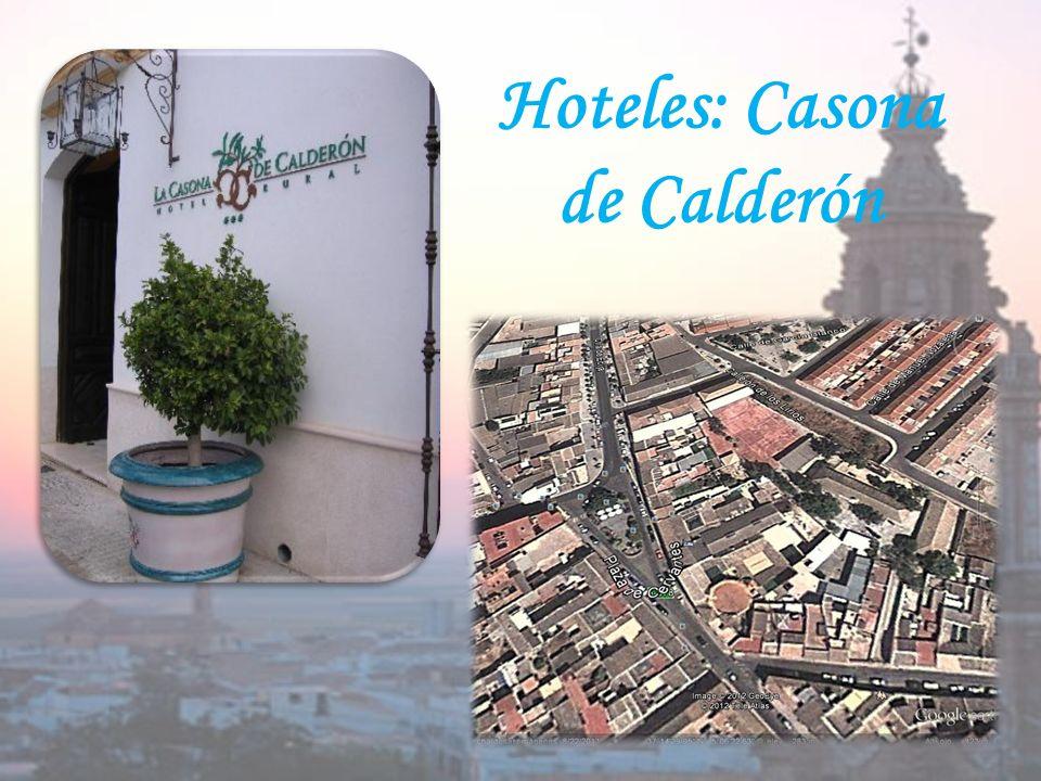 Hoteles: Casona de Calderón
