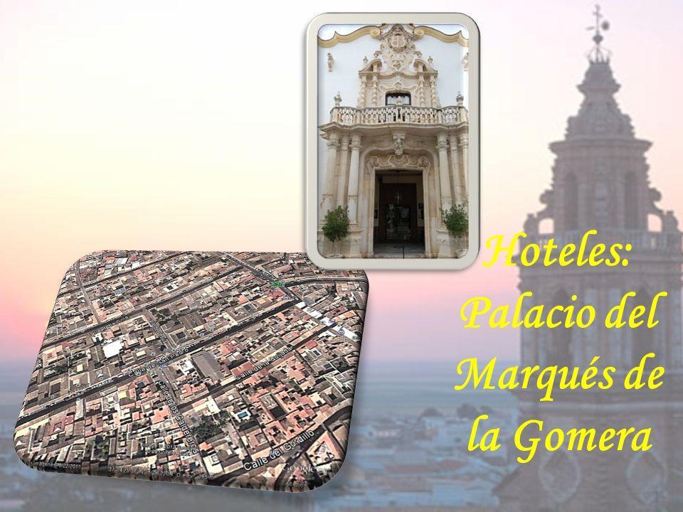 Hoteles: Palacio del Marqués de la Gomera