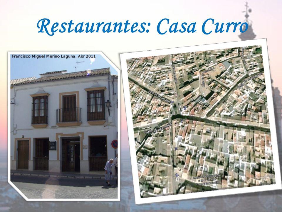 Restaurantes: Casa Curro