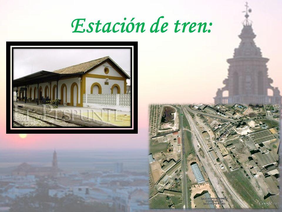 Estación de tren: