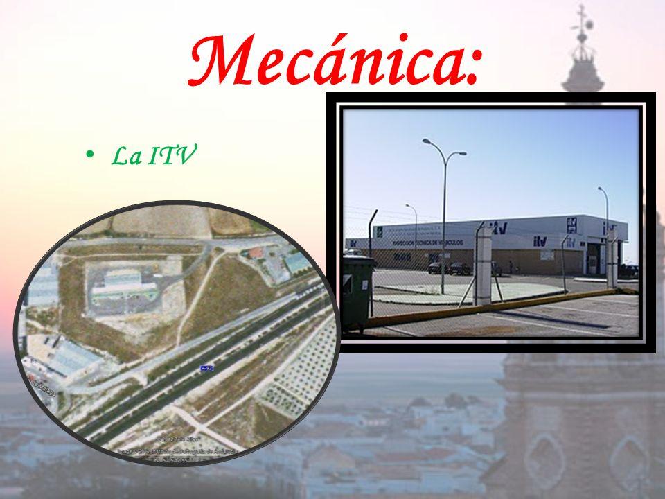 Mecánica: La ITV