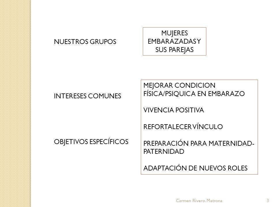 Características ideales de nuestro grupo 1.Existencia de un objetivo común 2.