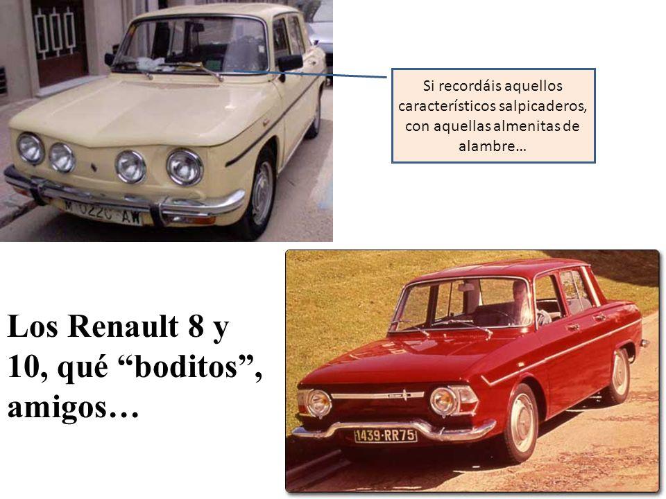 Que yo recuerde, habían tres, si no eran más, que supongo serían distintas motorizaciones o acabados: el Gordini, el Dauphine y el Ondine.