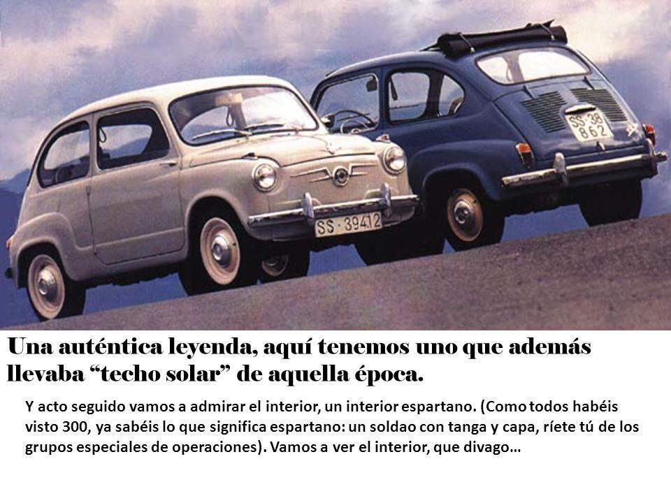 Y ya fue sobre 1977 cuando la Ford se implantó en España, de la mano del Fiesta.