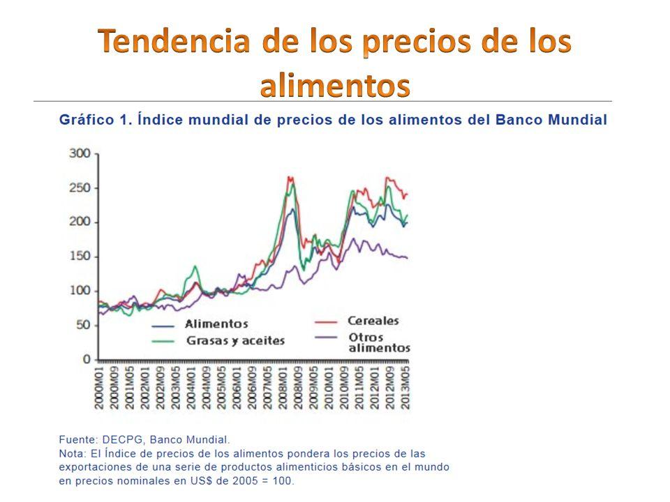Fuente: Panorama Social de América Latina, CEPAL, 2012