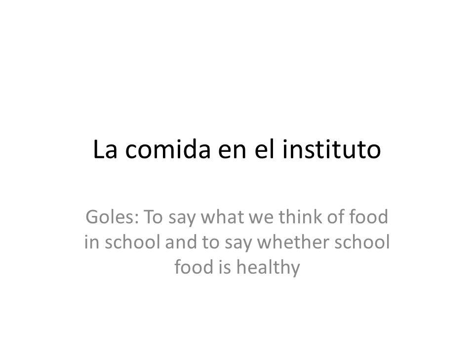 ¿Con qué frecuencia comes la comida basura.