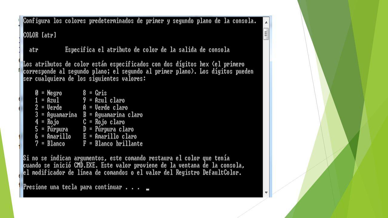 #include /* Este programa imprime: Bienvenido a la programación en C */ int main() { printf( Bienvenido a la programacion en C\n ); system ( pause ); return 0; } EJEMPLO.