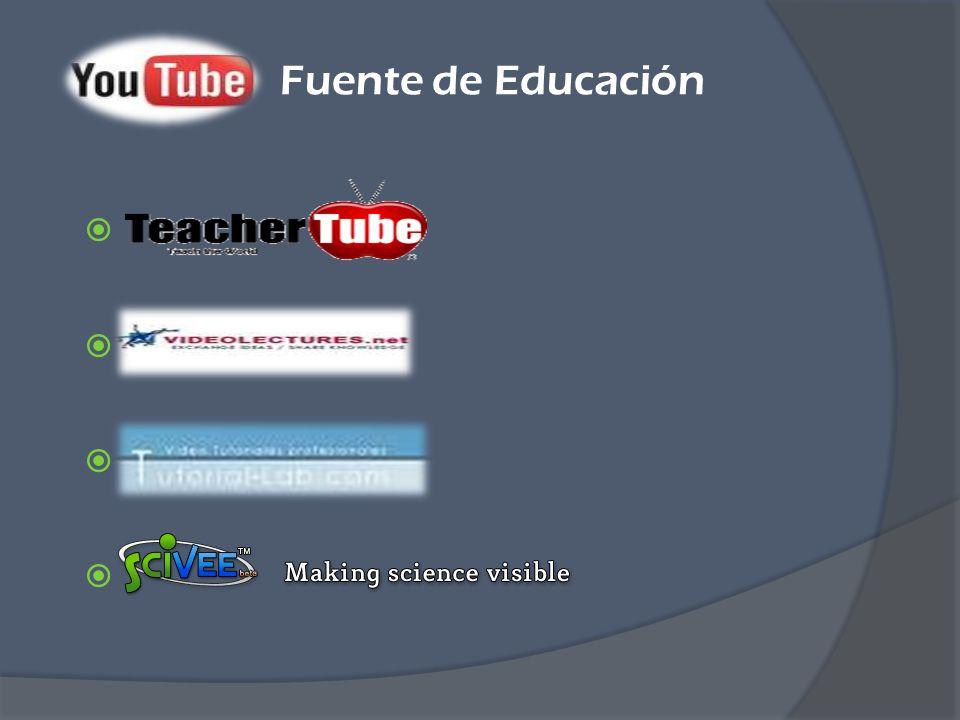 T V T. Fuente de Educación