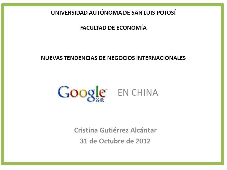 Bibliografía http://www.cnnexpansion.com/negocios/2011/04/15/lo-que-paso-en-la-pelea-googlechina http://conecti.ca/2012/04/12/reporte-financiero-de-google-para-primer-cuarto-de-2012/ http://histinf.blogs.upv.es/files/2012/01/google.pdf https://sites.google.com/site/faceaief/balance-general-del-periodo-2009-2010 http://issuu.com/rickybebo/docs/googleinc http://www.google.com.mx/about/company/facts/management/ http://www.click.com.ar/blog/876561263/google-acusa-a-china-de-bloquear-sitio-de-correo-gmail http://www.uem.es/myfiles/pageposts/jiu/jiu2007/archivos/INNOVACION%20EDUCATICA/Priede% 20Bergamini,%20Tiziana%20(Anexo%20II).pdf http://www.uem.es/myfiles/pageposts/jiu/jiu2007/archivos/INNOVACION%20EDUCATICA/Priede% 20Bergamini,%20Tiziana%20(Anexo%20II).pdf http://www.colombiadigital.net/emprendedores/casos-exito/tecnologia-de-la- informacion/item/1881-google-el-negocio.html http://www.colombiadigital.net/emprendedores/casos-exito/tecnologia-de-la- informacion/item/1881-google-el-negocio.html