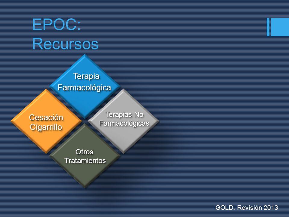 EPOC: Recursos GOLD. Revisión 2013