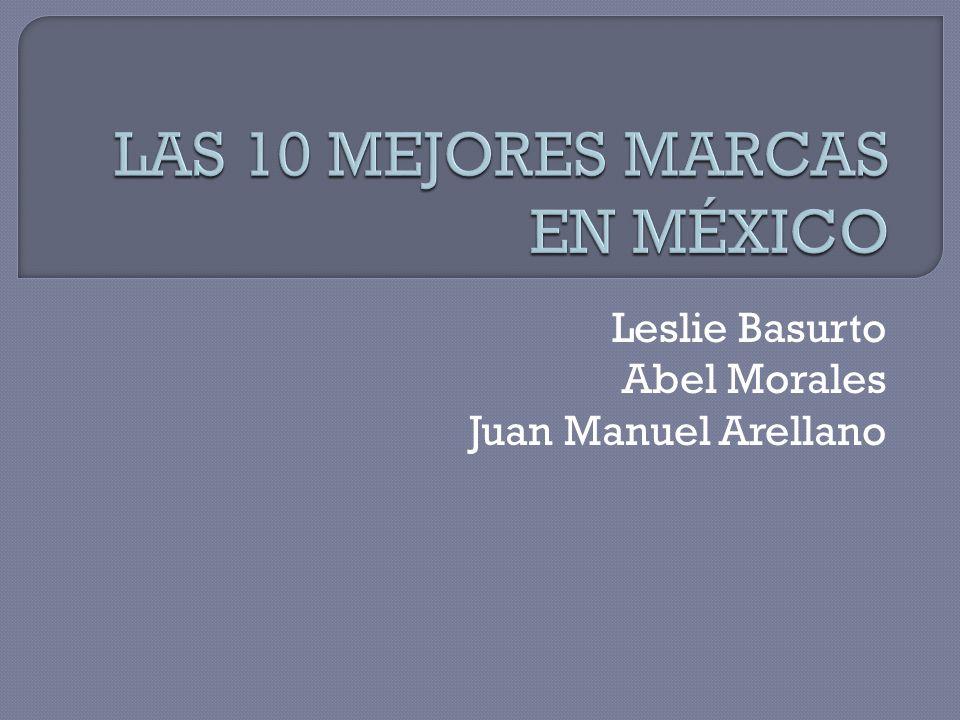 Leslie Basurto Abel Morales Juan Manuel Arellano
