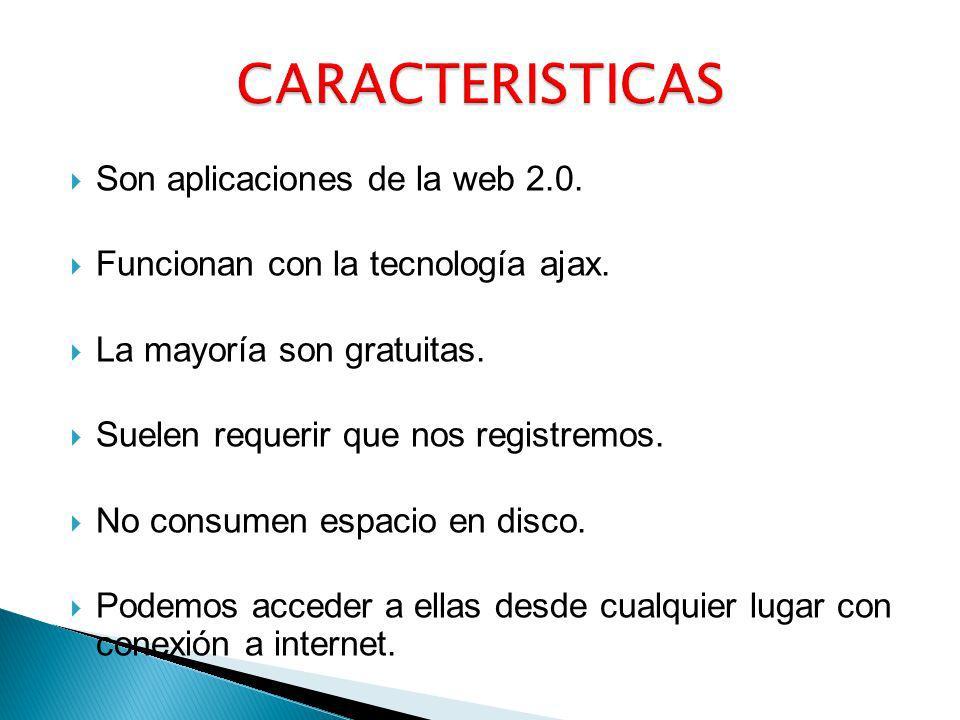 Con la aparición de la web 2.0 Durante la transición que se ha dado de aplicaciones tradicionales hacia aplicaciones que funcionan a través de la web