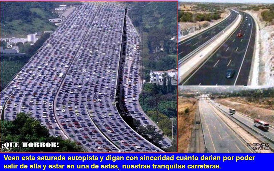 Algunas escenas increíbles en Ciudad de México ¿Desean tomar un autobús o un taxi.