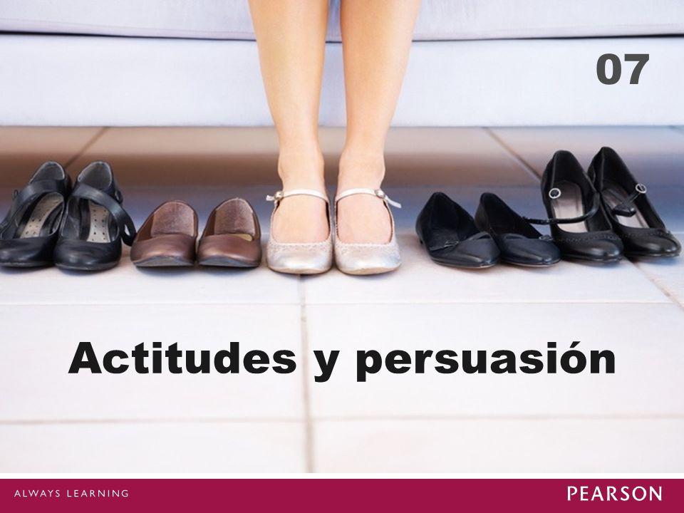 07 Actitudes y persuasión