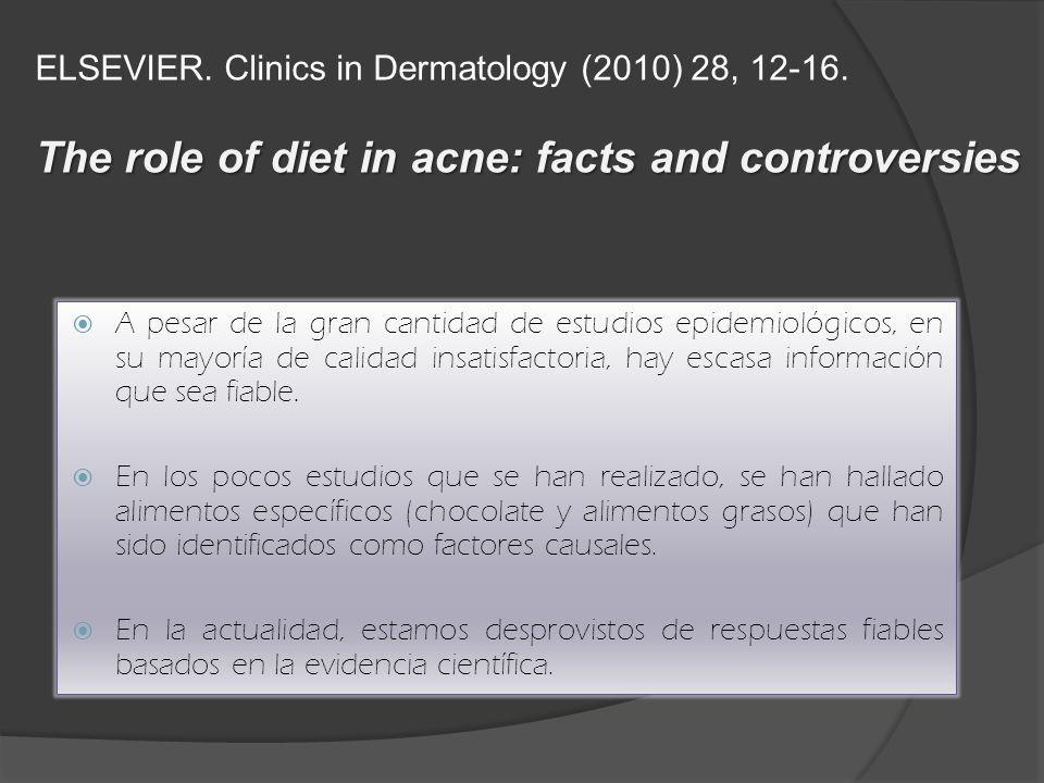 Antibióticos sistémicos: Minociclina Doxiciclina Eritromicina Oxitetraciclina En acné moderado-severo y en el acné resistente al tto tópico exclusivamente.