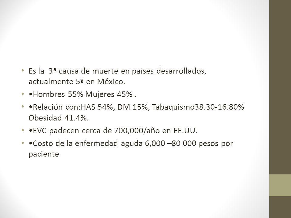 CAUSAS DE TROMBOSIS VENOSA CEREBRAL I Alteraciones Hematológicas A.