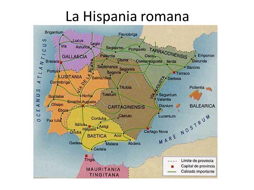 Los visigodos en España