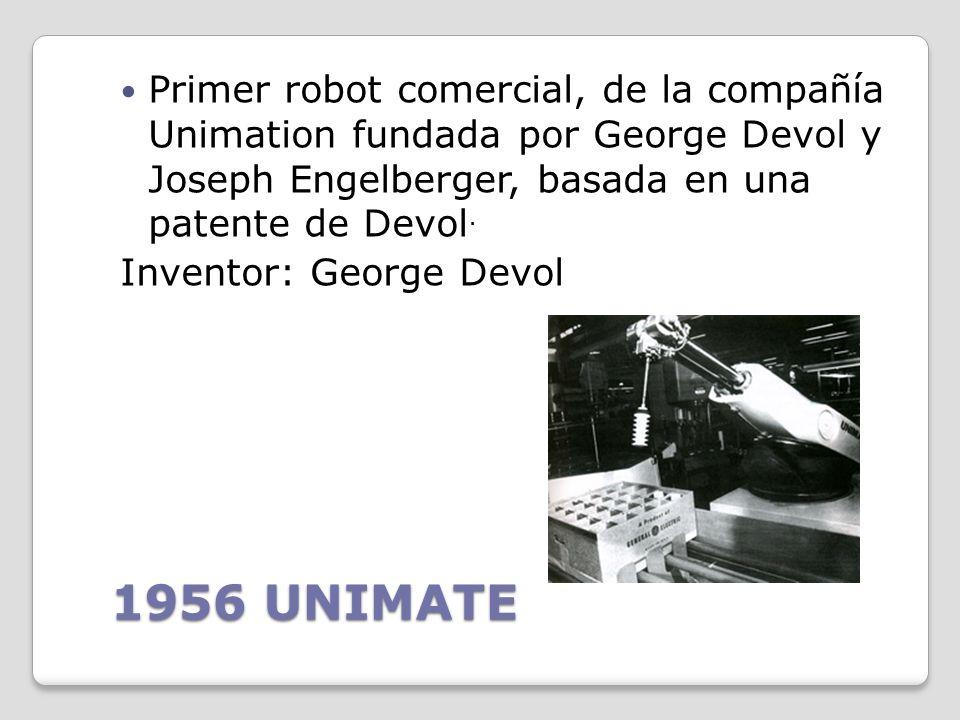 Son varios los factores que intervienen para que se desarrollaran los primeros robots en la década de los 50's. La investigación en inteligencia artif